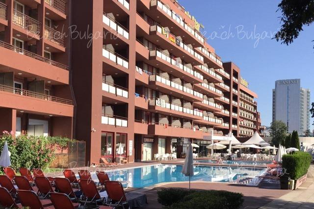 Хотел Гладиола Стар