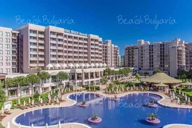 Хотел Барсело Роял Бийч 4