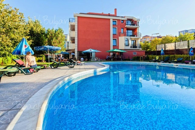 Хотел Форум 4