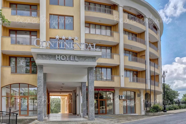 Хотел Континентал (бивш Централ)2