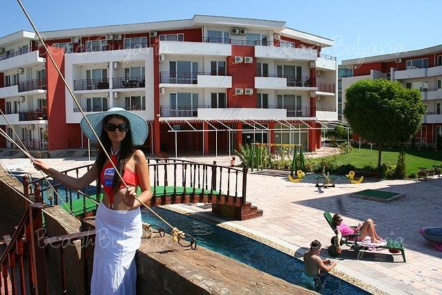 Хотел Привилидж Форт Бийч32