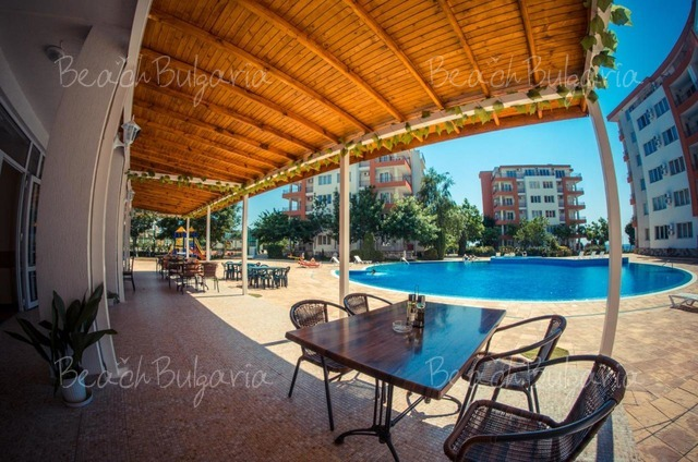 Хотел Ривиера Форт Бийч 13