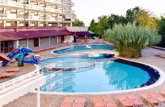 Хотел Берлин Грийн Парк 7