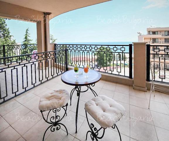 Хотел Морско Око Гардън 9
