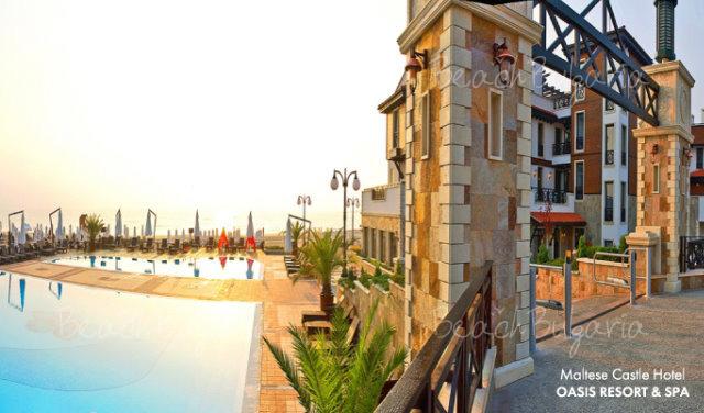 Хотел Оазис Ризорт & Спа6