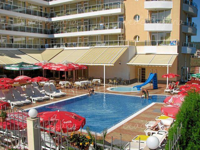 Хотел Пламена Палас2