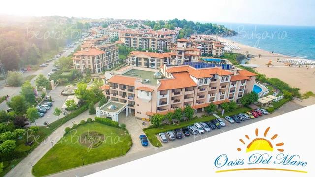 Хотел Оазис дел Маре 4