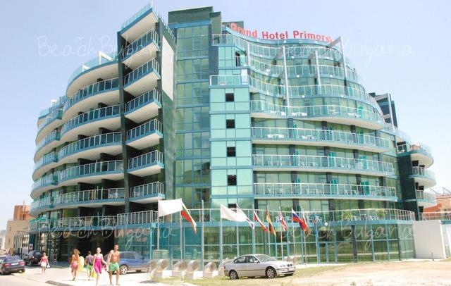 Хотел Приморско Дел Сол