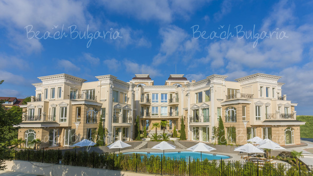 Хотел Belle Epoque Beach Residence