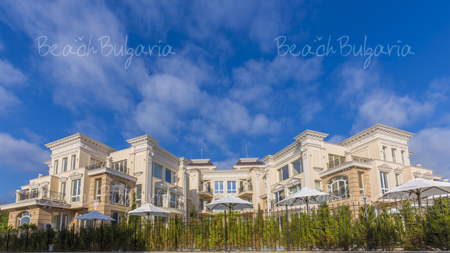 Хотел Belle Epoque Beach Residence2