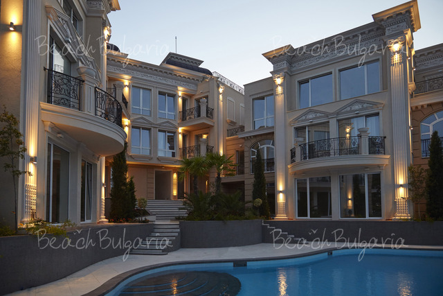 Хотел Belle Epoque Beach Residence33