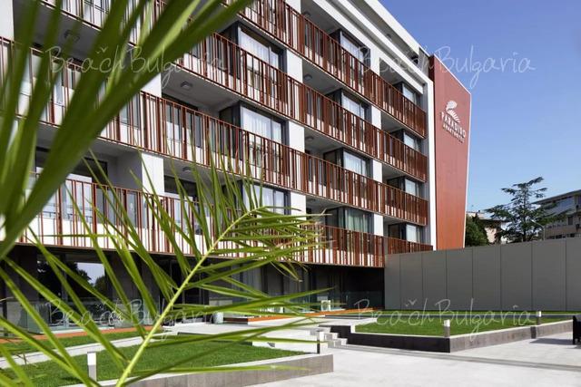 Апарт-хотел Парадизо4