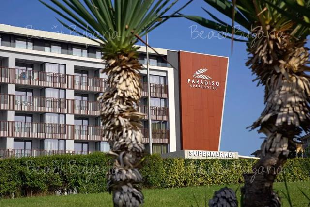 Апарт-хотел Парадизо5