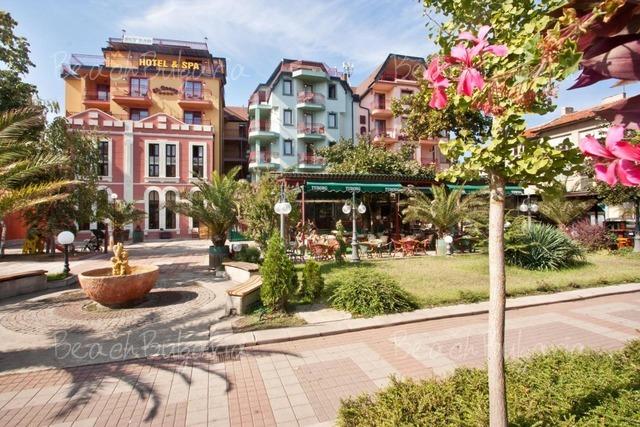 Спа Хотел Свети Георги5