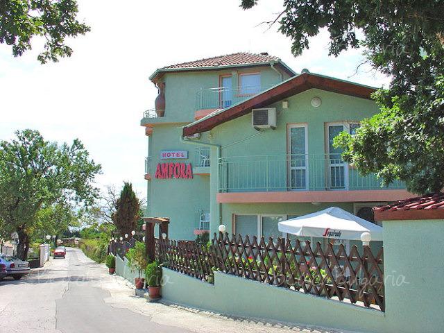Хотел Амфора2